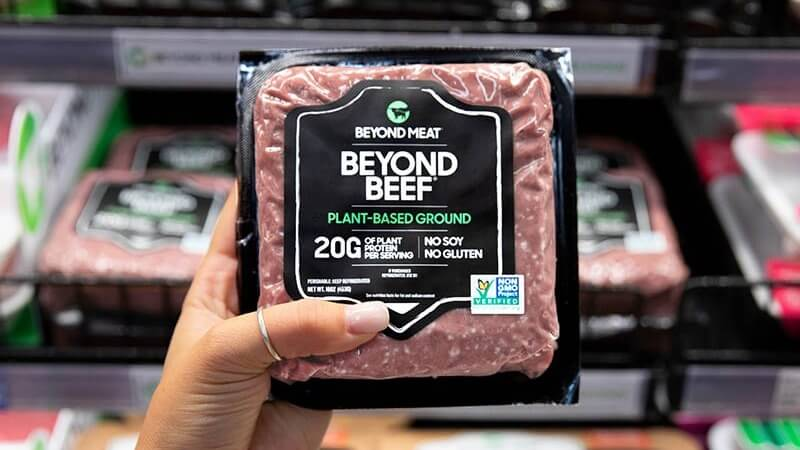 Vegan Meat to Reach $140 Billion In Sales By 2029