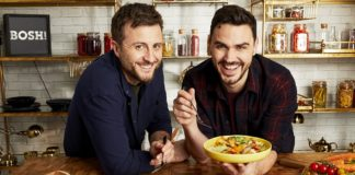 ITV Launches New Vegan Cooking Show Starring BOSH!