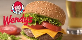 Wendy's Secretly Launched a Meaty Vegan Burger