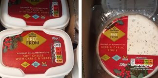 Morrisons Launches a Christmas Vegan Cheese Range