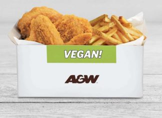 A&W Is Launching Vegan Chicken Nuggets