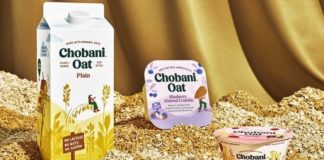 Chobani Just Launched Vegan Oat Milk and Yogurt