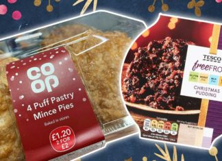 23 Vegan Christmas Food Items In the UK Right Now