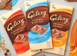 Mars is Launching Vegan Galaxy Bars
