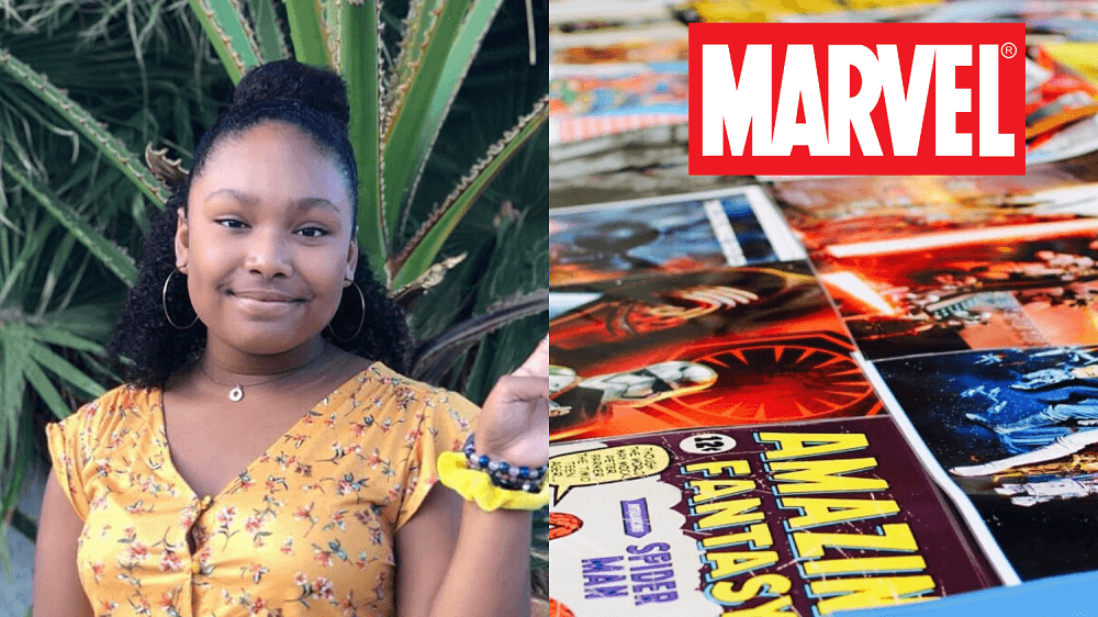Marvel Just Turned This 12-Year-Old Vegan Activist Into a Superhero
