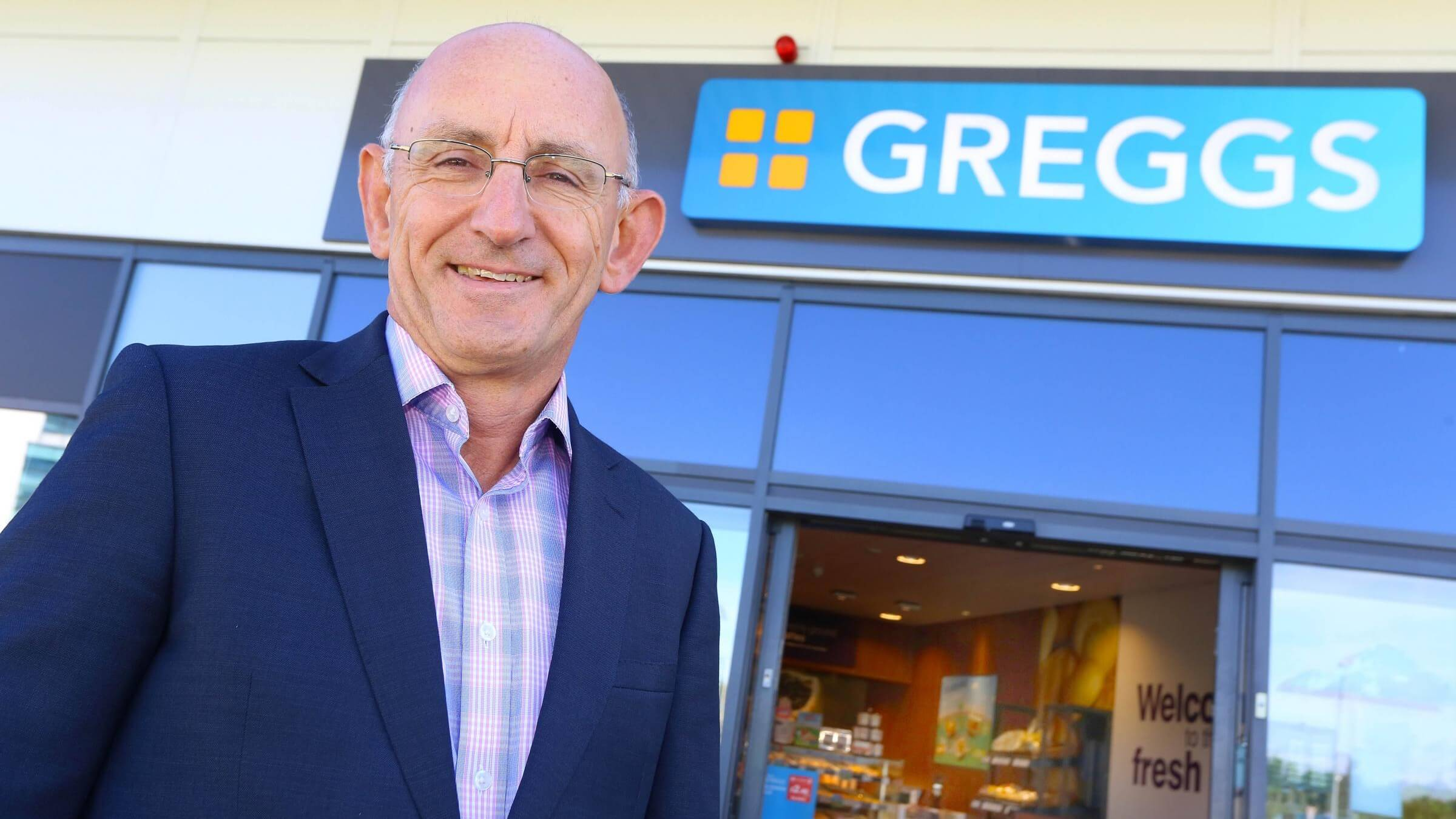 Greggs' CEO Goes Vegan Because of 'The Game Changers'
