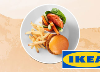 IKEA Now Has a Vegan Kids Menu