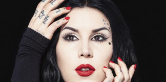 Kat Von D's New Vegan Shoe Line Is Made From Apples