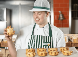 Morrisons Just Launched the UK's First Vegan Pork Pie