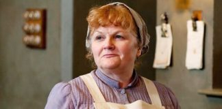 Downton Abbey's Cook Lesley Nicol Is an Animal-Loving Vegan