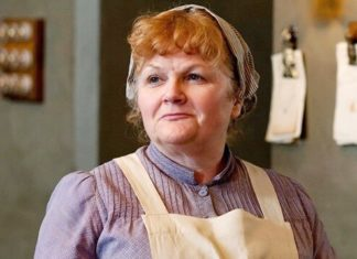 Downton Abbey's Cook Lesley Nicol Is an Animal-Loving Vegan