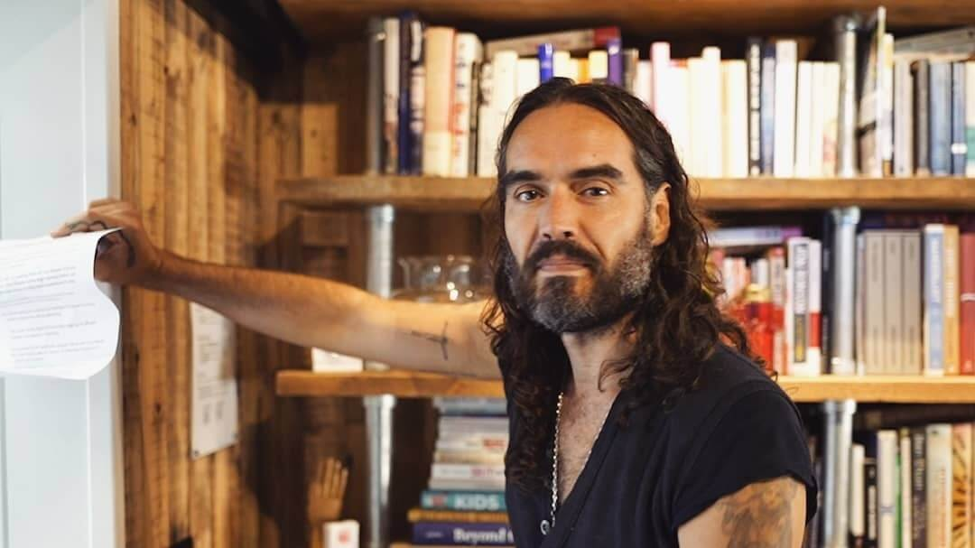 Russell Brand Defends Lewis Hamilton's Vegan 'Hypocrisy' and It Will Make You Think