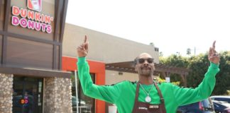 Snoop Serves Up Vegan Beyond Sausages at Dunkin'