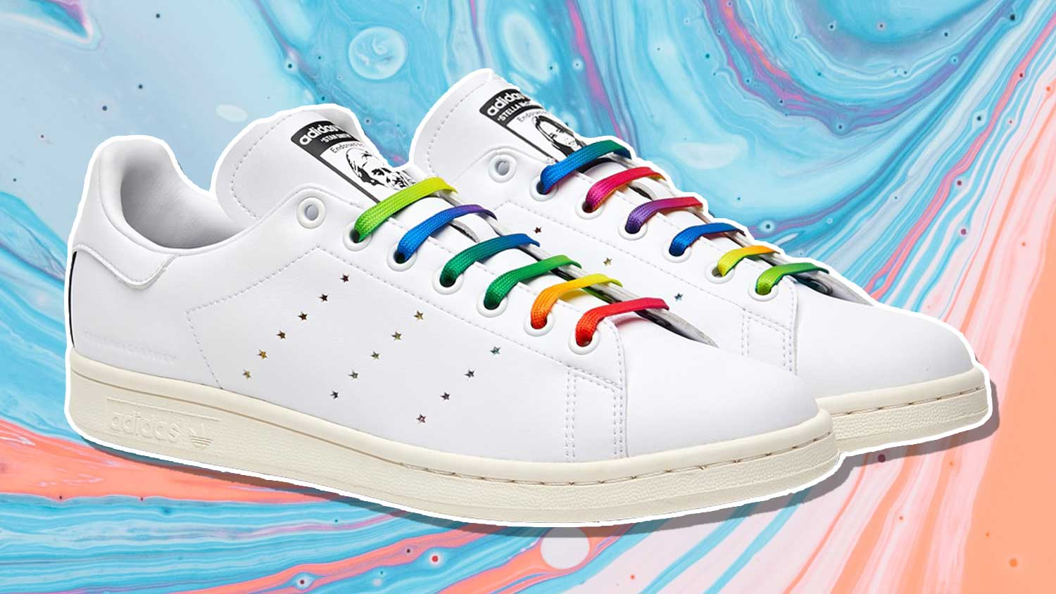 Stella McCartney and Adidas Launch a New Vegan Stan Smith