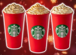 Starbucks Just Launched Vegan 'Toasted' Hot Chocolate
