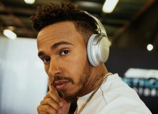 Vegan F1 Driver Lewis Hamilton Just Won His 6th World Championship