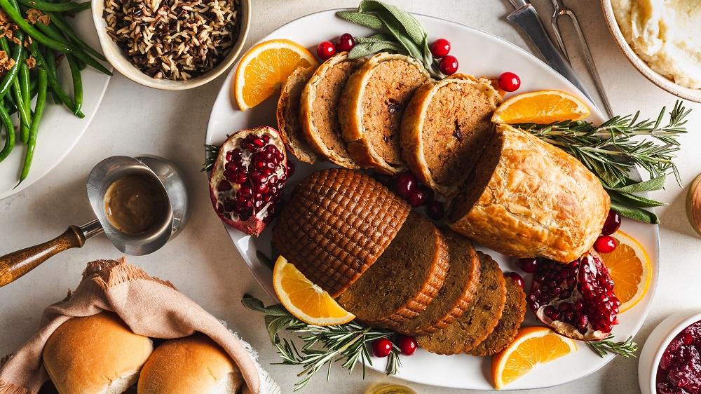5 Vegan Holiday Roasts for a Festive Seasonal Celebration