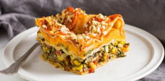 How to Make the Best Vegan Lasagne
