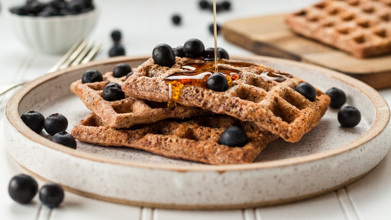 How to Make the Perfect Vegan Waffle