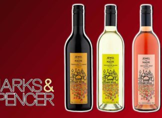 Marks & Spencer Is Turning All Of Its Own-Brand Wine Vegan