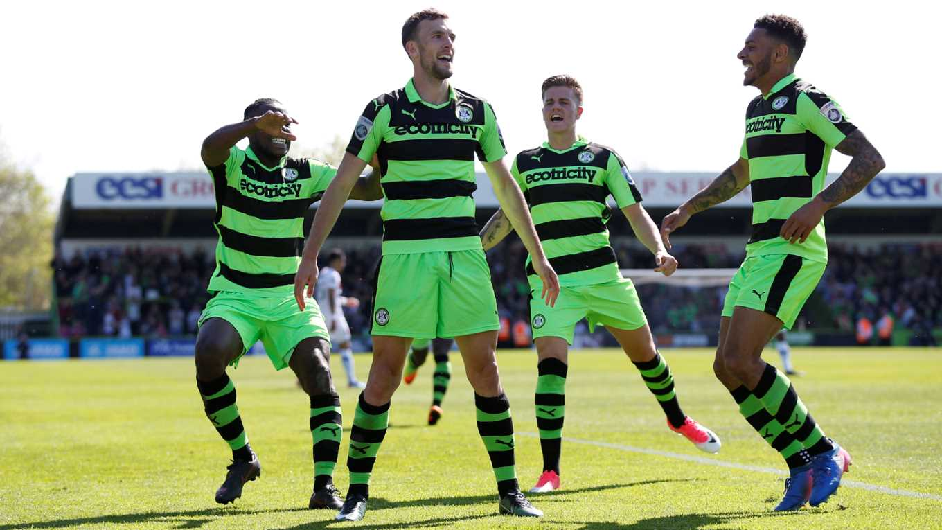 The Forest Green Rovers Will Have a 100% Sustainable Stadium