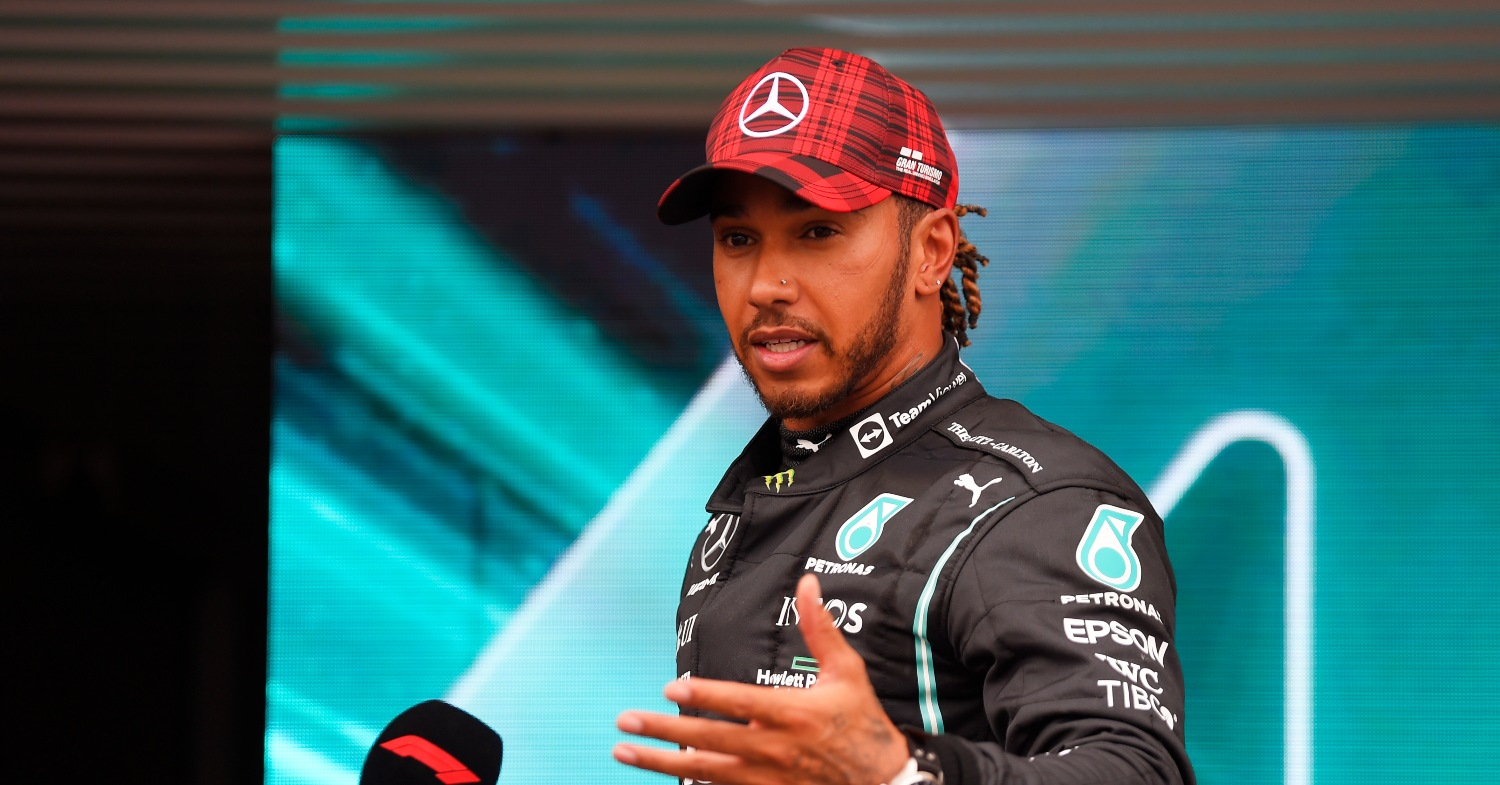 Mercedes Is Ditching Leather Thanks to Lewis Hamilton
