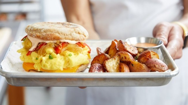 Vegan JUST Egg Sandwiches Launching At 63 Whole Foods Markets