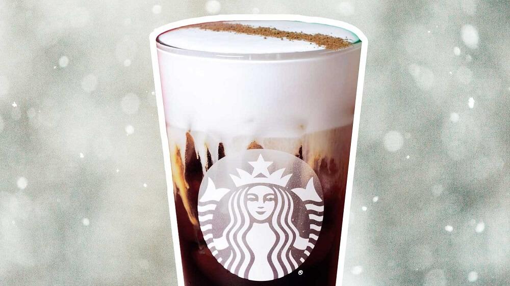 Starbucks Just Launched Vegan Irish Cream Cold Brews