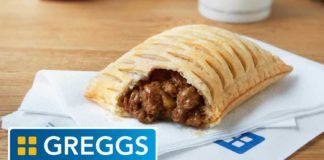 Greggs Can't Make Enough Vegan Steak Bakes to Meet Demand