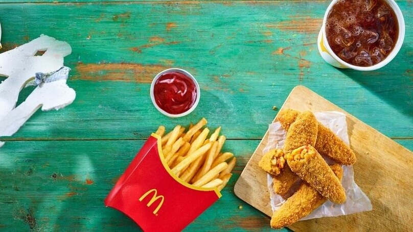 McDonald's Just Launched Its First Ever Vegan Meal