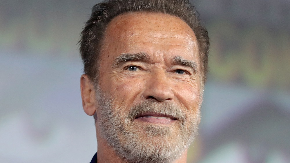 Arnold Schwarzenegger 'Proud' of Joe Rogan for Vegan Episode