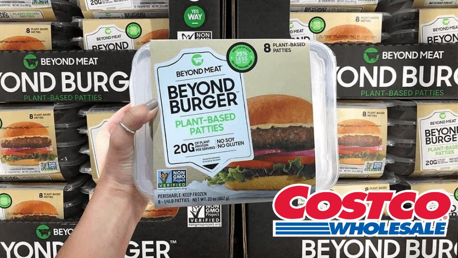 Costco Now Has Vegan Beyond Burgers In Bulk