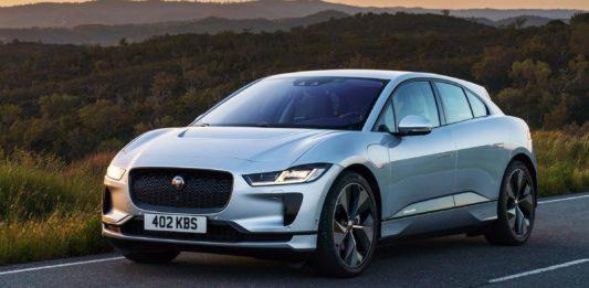 Jaguar Puts All-Vegan Leather Interiors In the New I-PACE EV