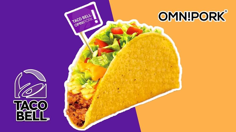 Taco Bell Is Launching Vegan OmniPork In China