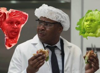Watch The Daily Show's Roy Wood Jr. Eat a $50 Vegan Nugget