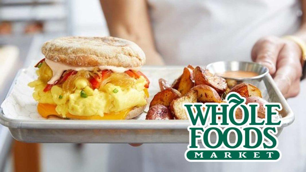 Vegan Scrambled Egg Now at Whole Foods Hot Bars