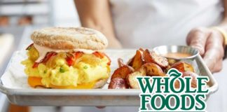 Vegan Scrambled Egg Now at Whole Foods Hot Bars