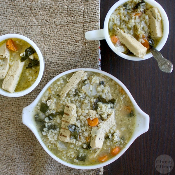 11 Vegan Chicken Soup Recipes for Cold and Flu Season