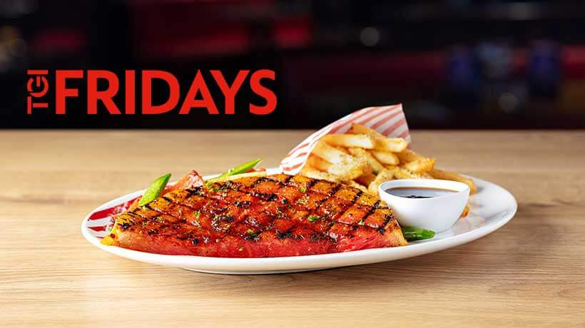 TGI Fridays Now Has Vegan Steak Made From Watermelon