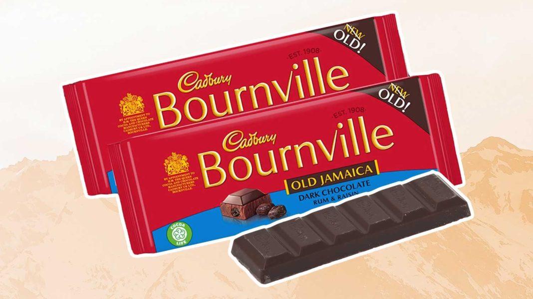 Cadbury Just Turned Its Rum Raisin Bournville Chocolate Vegan