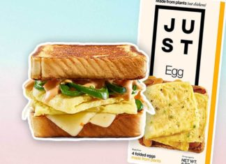 JUST's Frozen Vegan Egg Is Coming to Whole Foods