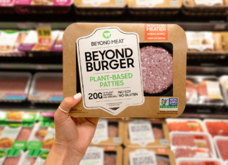 US Plant-Based Meat Sales Tipped To Hit $1 Billion In 2020