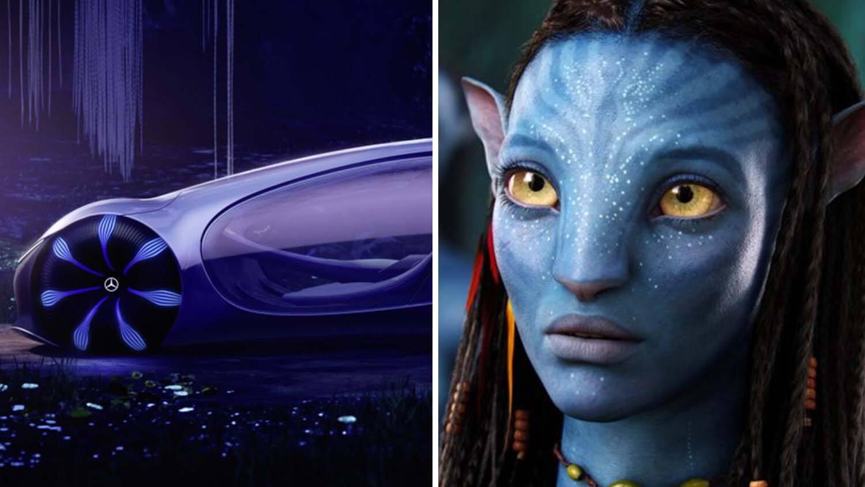 James Cameron's 'Avatar' Inspired the New Vegan Mercedes