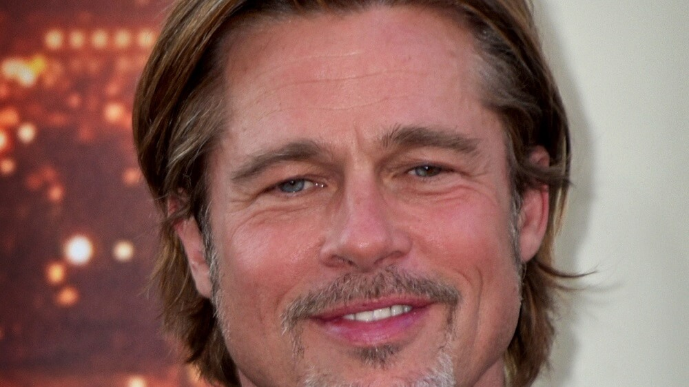 Brad Pitt Is 'All for the Vegan Thing'