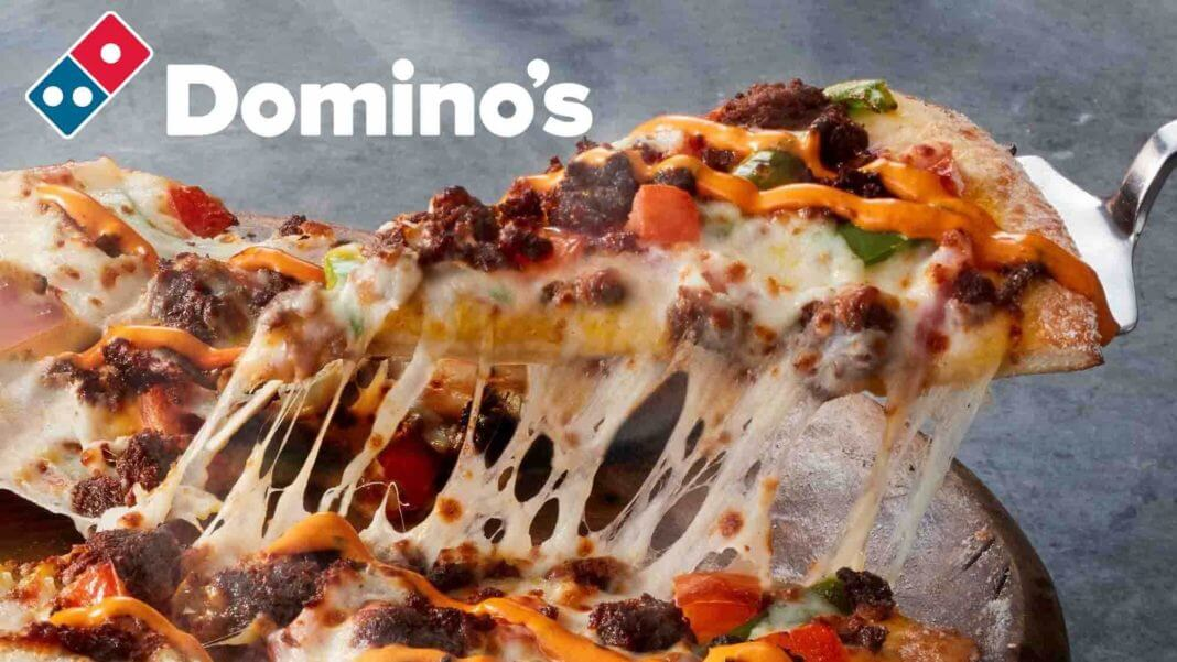 Domino's Pizza USA Is Testing Out Vegan Beef
