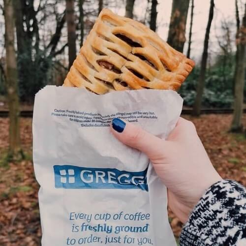 Greggs Is Paying £7M to Employees Thanks to the Vegan Sausage Roll