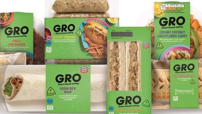 Co-Op Stores Just Launched 35 Very British Vegan Ready Meals