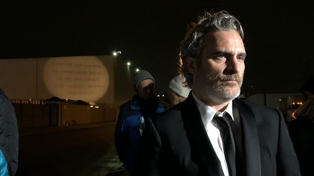 Joaquin Phoenix Urges Slaughterhouse Workers to Report Abuse