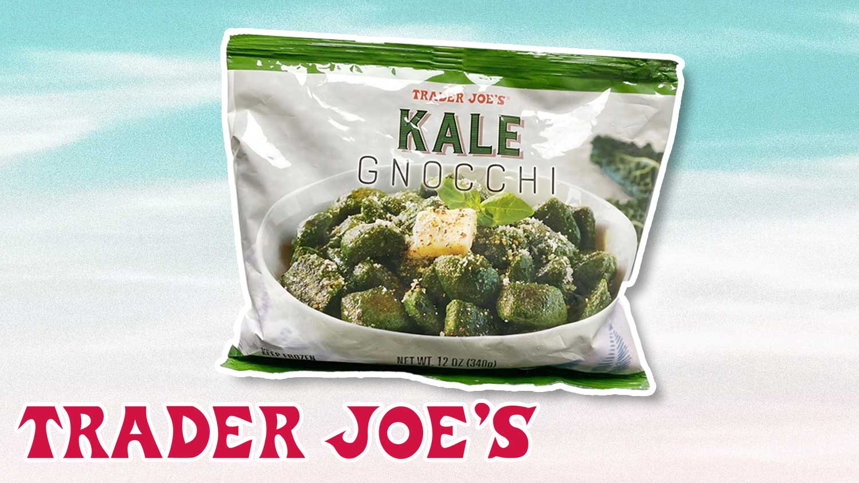 Vegan Kale Gnocchi Just Launched At Trader Joe's