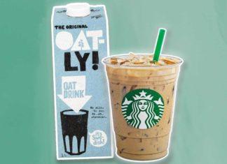 Starbucks Just Launched Vegan Oat Milk In 1,300 Locations